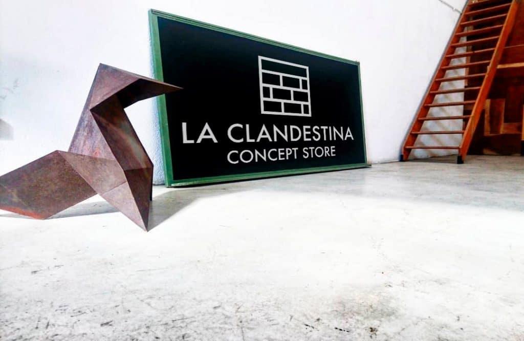 La Clandestina de Poblenou Concept Store