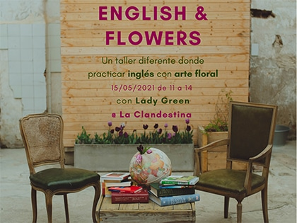 English & flowers