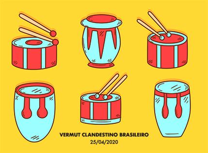 Vermut Clandestino Brasileiro